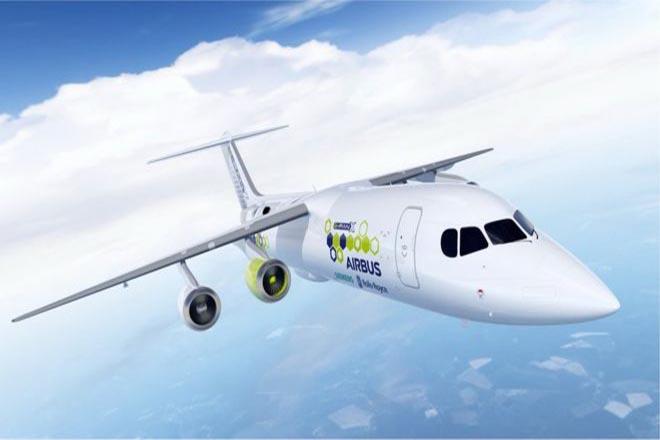 Airbus, Siemens και Rolls-Royce ενώνουν τις δυνάμεις τους για να αλλάξουν το μέλλον της αεροπλοΐας