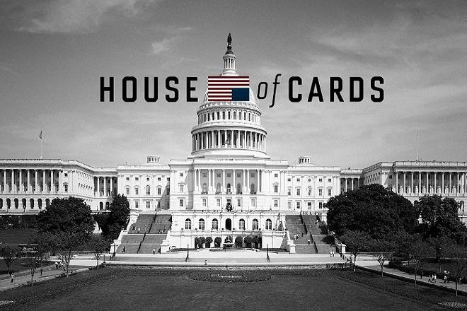 Το House of Cards επιστρέφει ξανά στη μικρή οθόνη