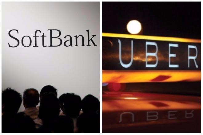 Η Softbank θέλει να αγοράσει μερίδιο της Uber, αλλά με 30% έκπτωση