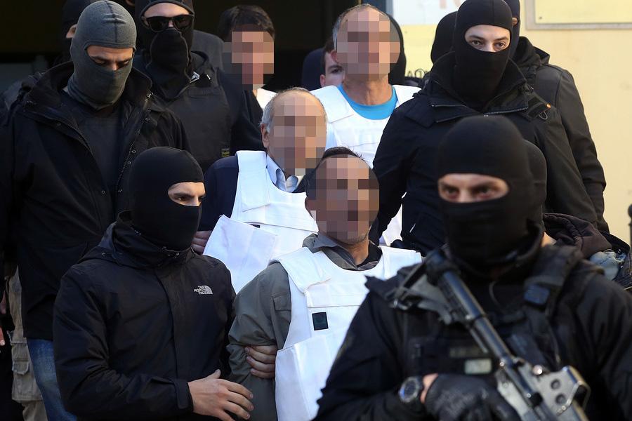 Βαρύτατες κατηγορίες στους συλληφθέντες Τούρκους υπηκόους στην Αθήνα