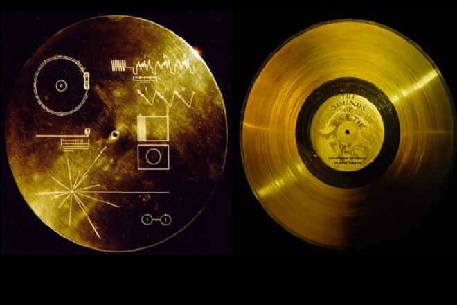 Πώς να αποκτήσετε τους δίσκους που έστειλε για τους εξωγήινους η NASA στο Διάστημα