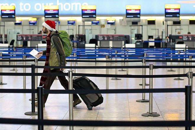 Πού θα ταξιδέψουν φέτος τα Χριστούγεννα οι Έλληνες