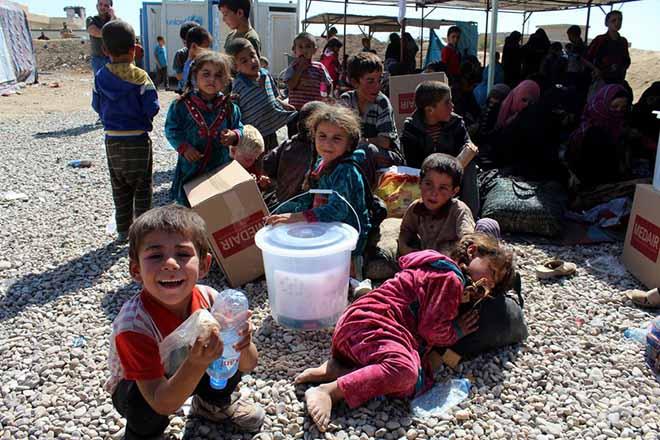 Έξαρση των ανθρωπιστικών κρίσεων σε όλο τον κόσμο η πρόβλεψη για το 2018