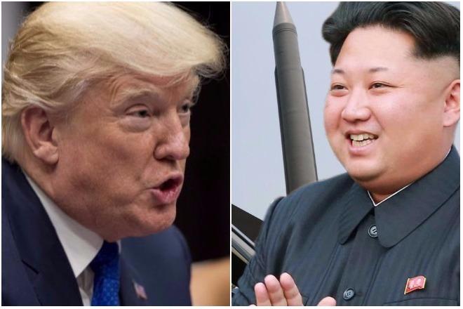 Τραμπ σε Κιμ Γιονγκ Ουν: Το δικό μου «κουμπί» είναι μεγαλύτερο, δυνατότερο και λειτουργεί