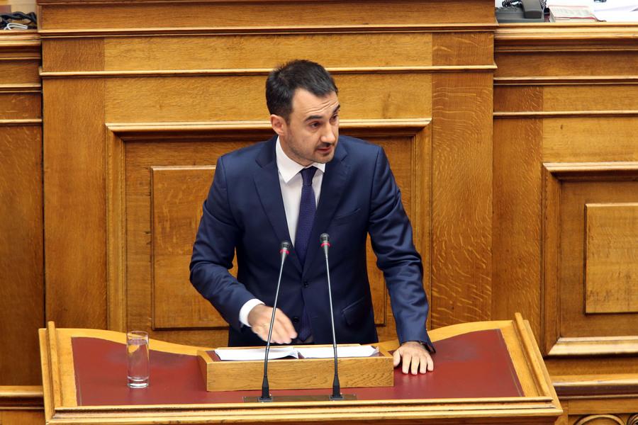 Χαρίτσης: Προχωρούν συμφωνίες για έργα ύψους 7 δισ. ευρώ στα επόμενα τρία χρόνια