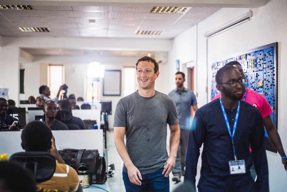 H Facebook «βλέπει» προς την ταχέως αναπτυσσόμενη αφρικανική ήπειρο