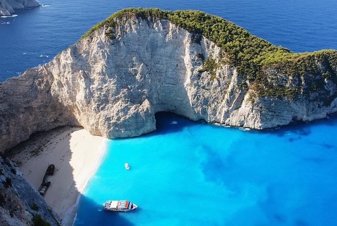 Ελληνική παραλία ανάμεσα στις καλύτερες του κόσμου