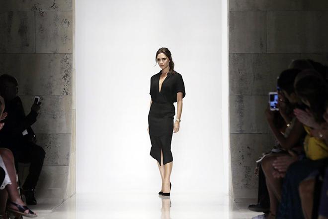 Η «χρυσή» αυτοκρατορία μόδας της Βικτόρια Μπέκαμ