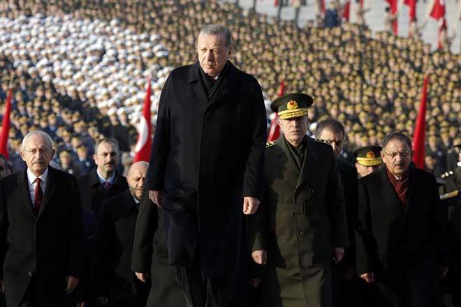 Ποιος είναι ο «καλύτερος εξαγωγέας της Τουρκίας» που κάνει την τουρκική κυβέρνηση να τρέμει;
