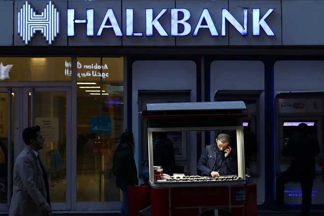 Iran's sanctioned oil and gas proceeds from Halkbank
