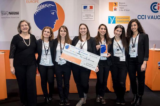 Χρυσό ελληνικό βραβείο στον ευρωπαϊκό διαγωνισμό καινοτόμων προϊόντων διατροφής