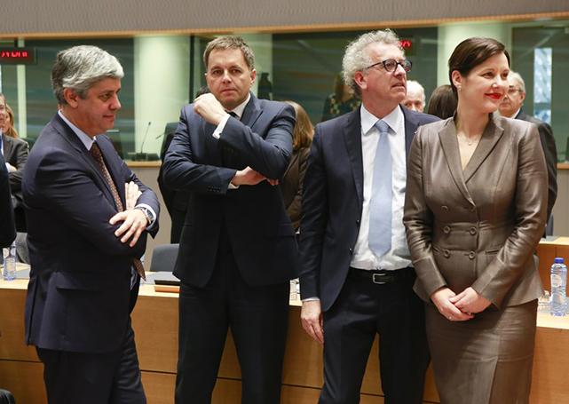 Σήμερα εκλέγεται ο νέος πρόεδρος του Eurogroup- Ποιος είναι το φαβορί
