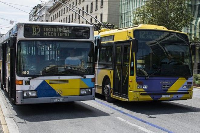 Νέα στάση εργασίας σήμερα: Πώς θα κινηθούν τα λεωφορεία