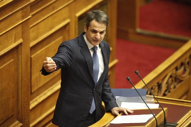 Μητσοτάκης: Καθαρή έξοδος δεν υπάρχει με κυβέρνηση Τσίπρα