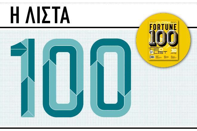 F100: Οι πρωταγωνιστές της ελληνικής οικονομίας είναι στο Fortune