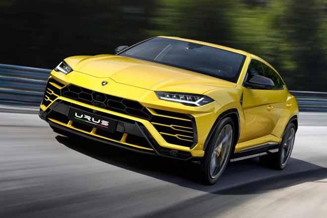 Το ταχύτερο SUV στον κόσμο ετοιμάζει για το 2018 η Lamborghini – Video