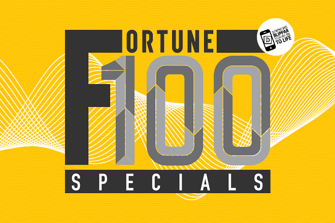 F100 Specials: Κάνε blipp και γνώρισε τις μεγαλύτερες εταιρείες στην Ελλάδα!