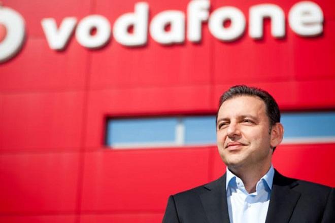 Μπρουμίδης: Οι καινοτομίες της Vodafone αλλάζουν την αγορά των τηλεπικοινωνιών