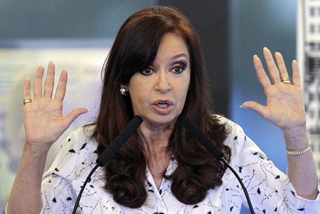 Ένταλμα σύλληψης για την πρώην πρόεδρο της Αργεντινής