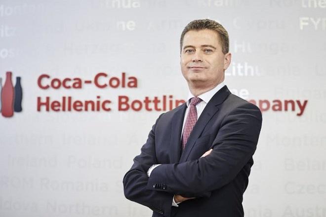 Στα ηνία της Coca-Cola HBC AG ο Zoran Bogdanovic