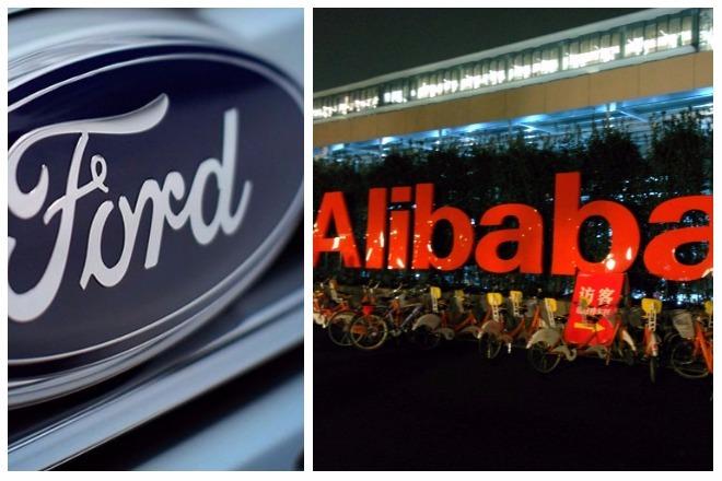 Συμφωνία Ford-Alibaba για online πωλήσεις αυτοκινήτων
