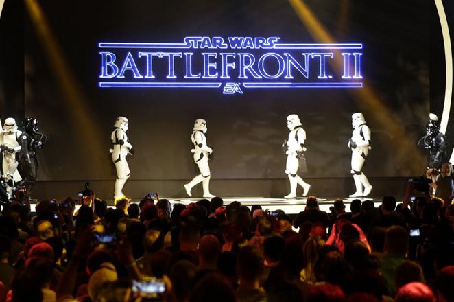 Η «Δύναμη» δεν είναι τόσο ισχυρή για την EA και το Star Wars Battlefront II
