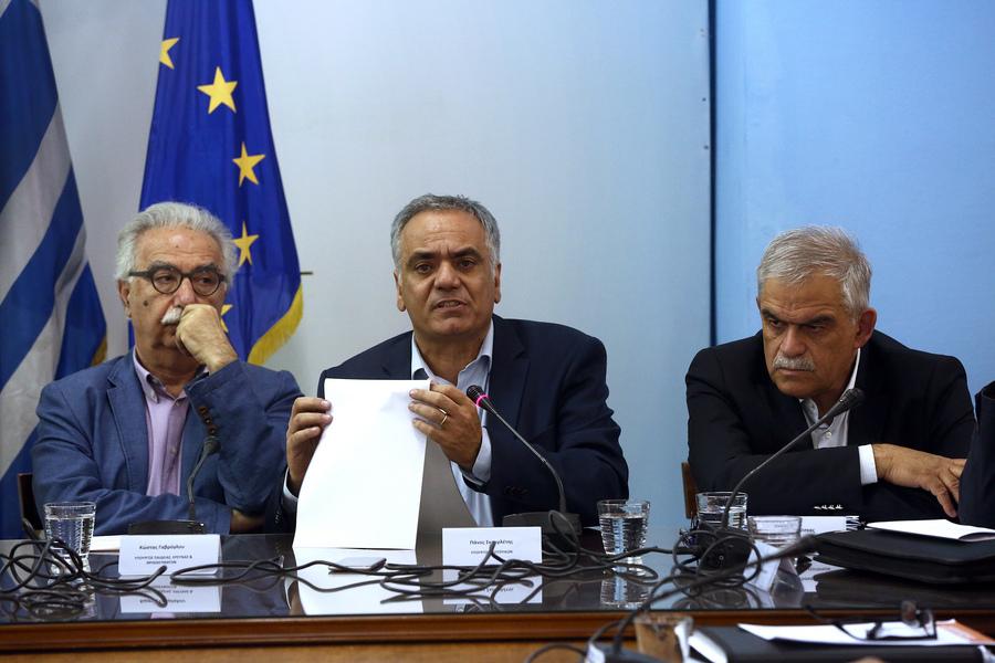 Με επενδυτικούς πόρους 32 εκατ. πριμοδοτεί το υπουργείο Εσωτερικών τις Περιφέρειες