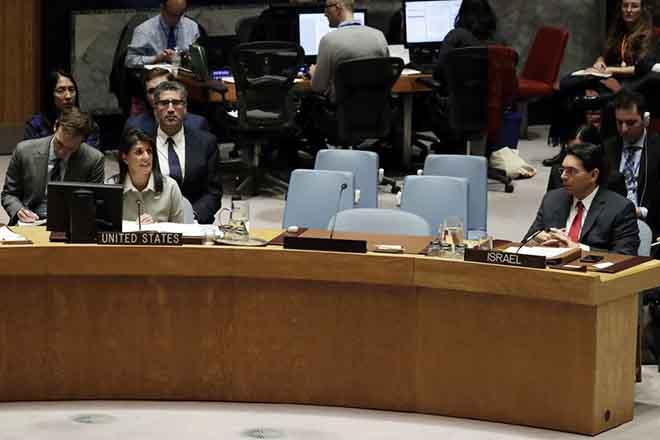 ΟΗΕ: Ανησυχία για τη βίαιη κλιμάκωση στη Μέση Ανατολή – Δεσμευμένες στην ειρήνη οι ΗΠΑ