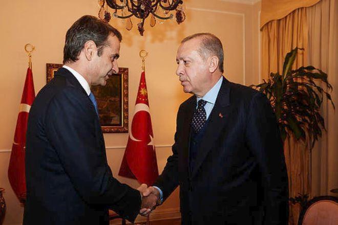 O Ερντογάν επιτίθεται ξανά κατά Μητσοτάκη: «Ανοησία του» που κάλεσε τον Χάφταρ στην Ελλάδα