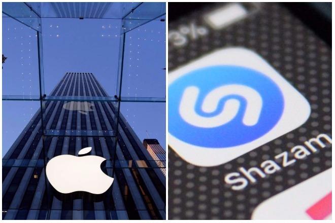 Κοντά στην εξαγορά της Shazam για 400 εκατ. δολάρια η Apple