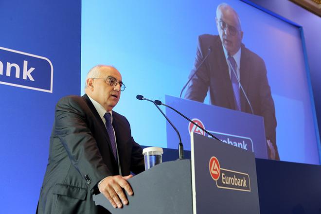 Αποχωρεί από την Eurobank o Ν. Καραμούζης: «Εκανα στο ακέραιο το καθήκον μου»