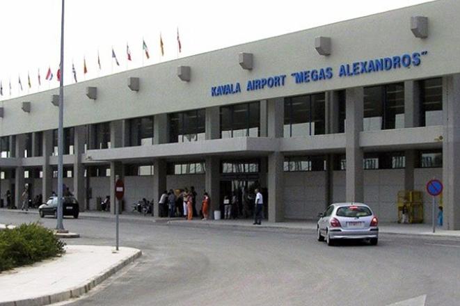 Επενδυτικό πλάνο 10 εκατ. ευρώ για το αεροδρόμιο Καβάλας από την Fraport Greece