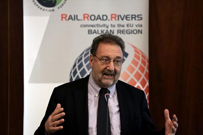 Πιτσιόρλας: Οι επιχειρηματικές διεργασίες οδηγούν σε επίλυση και πολιτικών ζητημάτων