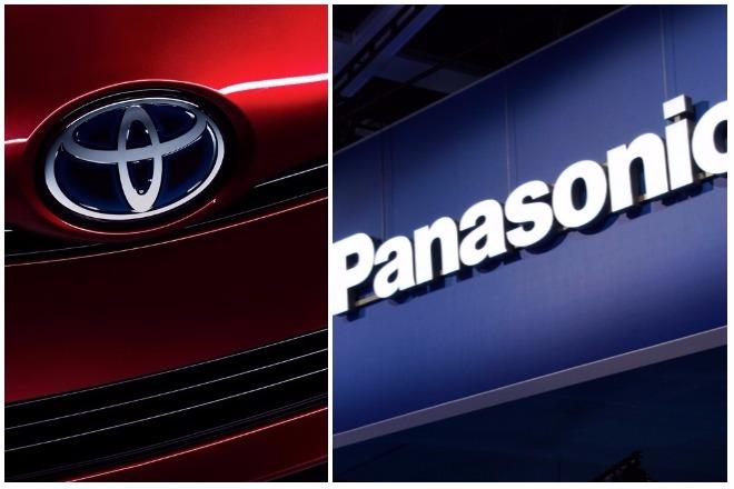 Συνεργασία Τoyota – Panasonic για την κατασκευή μπαταριών αυτοκινήτου