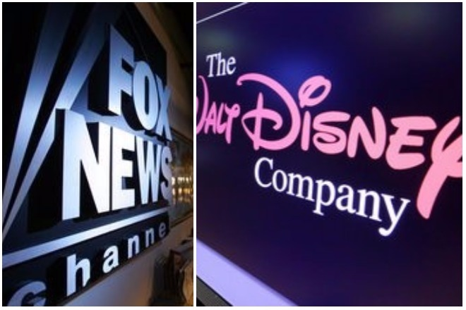 Έκλεισε στα 52,4 δισ. δολάρια η συμφωνία της Disney με τη Fox
