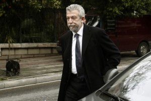 Ο βουλευτής του ΣΥΡΙΖΑ Σταύρος Κοντονής βγαίνει από το Μέγαρο Μαξίμου, ύστερα από την συνάντηση που είχε με τον πρωθυπουργό Αλέξη Τσίπρα, Τρίτη 27 Ιανουαρίου 2015. ΑΠΕ-ΜΠΕ / ΑΠΕ-ΜΠΕ / ΑΛΕΞΑΝΔΡΟΣ ΒΛΑΧΟΣ
