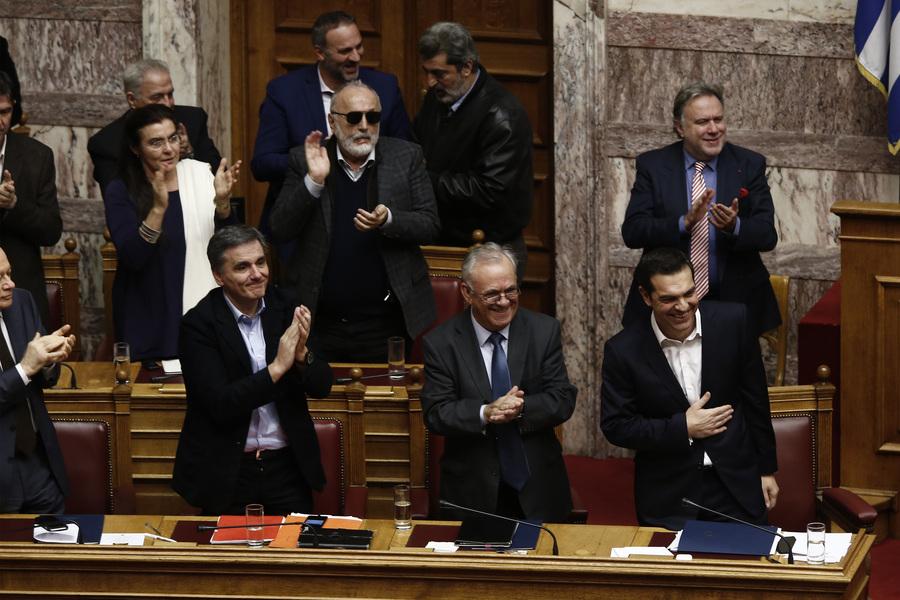 Εγκρίθηκε από τη βουλή ο προϋπολογισμός του 2018