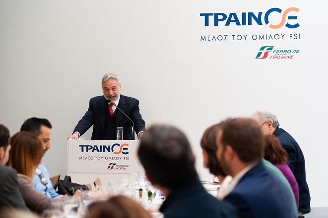 Τσαλίδης – TΡΑΙΝΟΣΕ: Προτεραιότητα μας η ολοκλήρωση των σιδηροδρομικών έργων