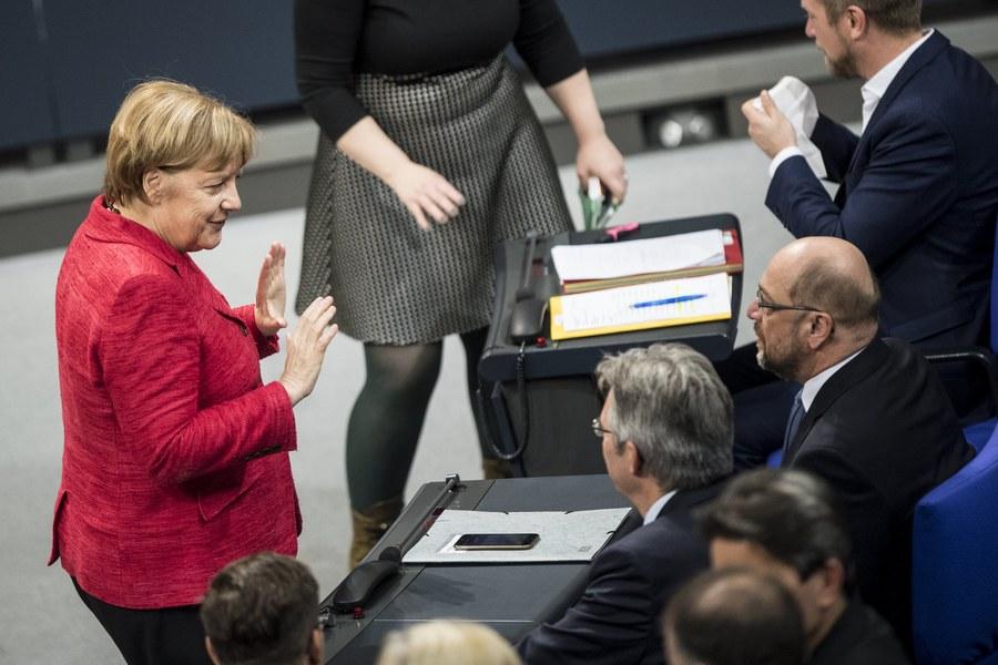 Από το 2018 οι επίσημες συζητήσεις για τον σχηματισμό κυβέρνησης στη Γερμανία