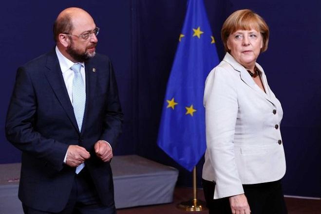 Ξαναρχίζουν οι διαπραγματεύσεις για τον σχηματισμό κυβέρνησης στη Γερμανία