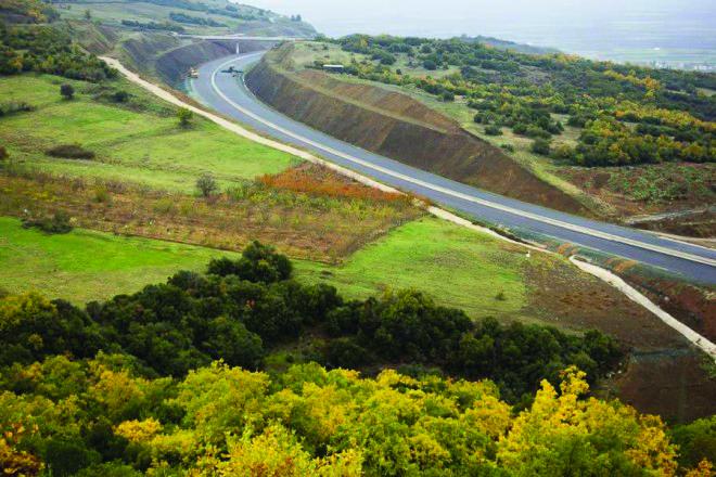 Ε65: Στην κυκλοφορία αύριο ο νέος μεγάλος αυτοκινητόδρομος
