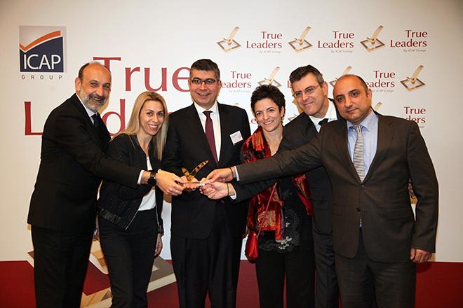 Η Attica Group βραβεύτηκε για 3η συνεχόμενη χρονιά ως «True Leader»