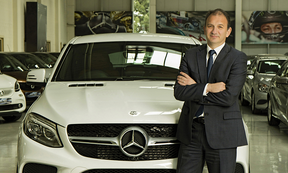 Νίκος Πρέζας: Υπάρχουν επιλογές SUV για όλες τις ανάγκες