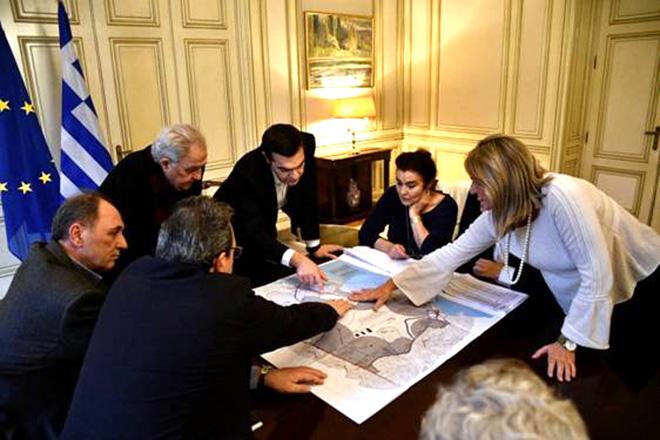 Υπεγράφη το Π.Δ. για το Ελληνικό από τους υπουργούς – Τσίπρας: Κερδίσαμε το πρώτο μεγάλο στοίχημα