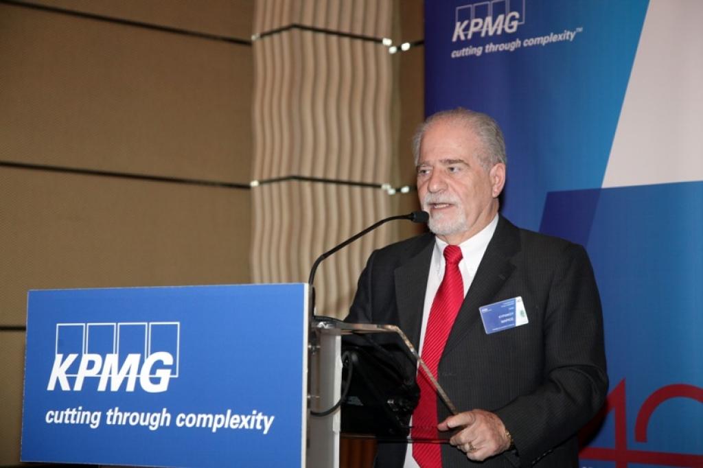 Σημαντική διάκριση του Μάριου Κυριάκου της KPMG στην Κύπρο
