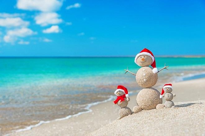 Οι δέκα πιο ηλιόλουστοι προορισμοί για τις διακοπές των Χριστουγέννων