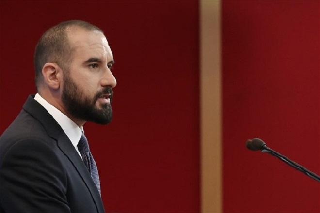 Τζανακόπουλος: Την Ελλάδα της «σκληρής περιόδου των μνημονίων» οραματίζεται ο κ. Μητσοτάκης