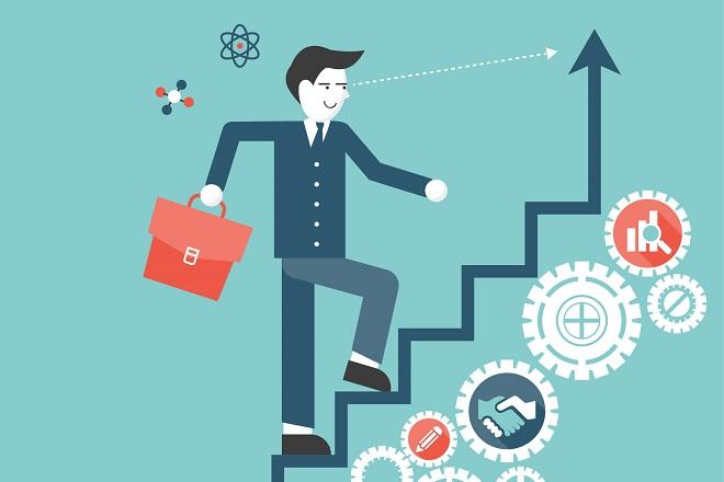 Είναι η τωρινή δουλειά σας το βήμα για μια καριέρα;