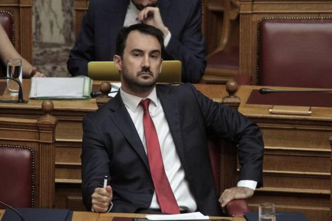 Χαρίτσης: Θα φέρουμε στη Βουλη δύο σημαντικές νομοθετικές πρωτοβουλίες για την επιχειρηματικότητα