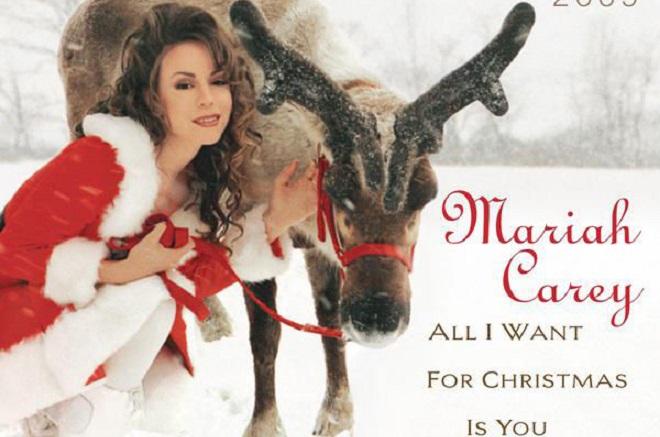 Νέο ρεκόρ στο Spotify για το All I Want For Christmas Is You